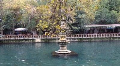 Photo of Lake Ayn Zeliha Gölü at Balıklıgöl Eyyübiye, Urfa 63100, Turkey