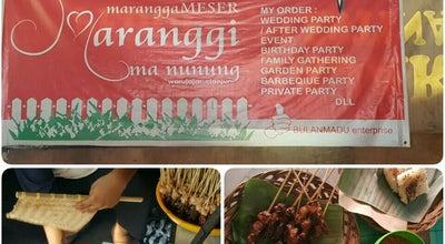 Photo of Arcade Sate Maranggi Warujajar Cianjur at Indonesia