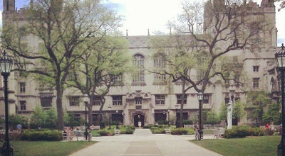 Photo of General College and University University of Chicago at 5801 S Ellis Ave, Chicago, IL 60637, United States