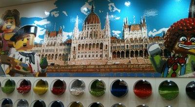 Photo of Toy / Game Store LEGO Store at Allee Bevásárlóközpont, 2. Szint, Budapest 1117, Hungary
