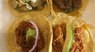 Photo of Mexican Restaurant Guisados at 8935 Santa Monica Blvd, Los Angeles, CA 90069, United States