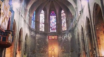 Photo of Church Basilica de Santa Maria del Pi at Plaza Del Pi, 7, Barcelona 08002, Spain