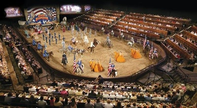 Photo of Music Venue Dolly Parton's Dixie Stampede at 1525 W 76 Country Blvd, Branson, MO 65616, United States