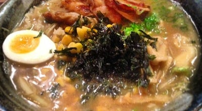 Photo of Restaurant Tamashii Ramen at 2905 Broadway, Astoria, NY 11106, United States