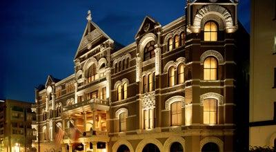 Photo of American Restaurant The Driskill Hotel at 604 Brazos St, Austin, TX 78701, United States