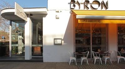 Photo of American Restaurant Byron Kensington at 222 Kensington High Street, London W8 7RG, United Kingdom