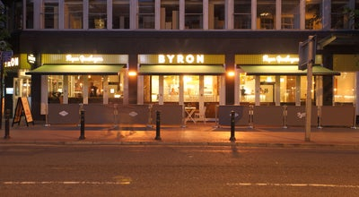 Photo of American Restaurant Byron Deansgate at 115 Deansgate, Manchester M3 2BQ, United Kingdom