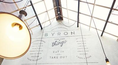 Photo of American Restaurant Byron High Ousegate at 11 High Ousegate, York YO1 8RZ, United Kingdom