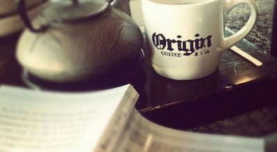 Photo of Restaurant Origin Coffee & Tea at 2168 Sunset Blvd, Rocklin, CA 95765, United States