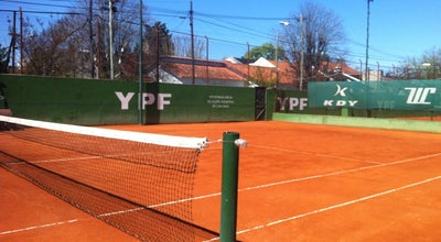 Photo of Tennis Court Quilmes Atletico Club at Argentina