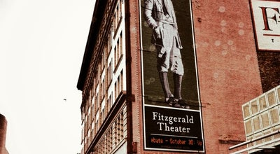 Photo of Theater Fitzgerald Theater at 10 Exchange St E, Saint Paul, MN 55101, United States