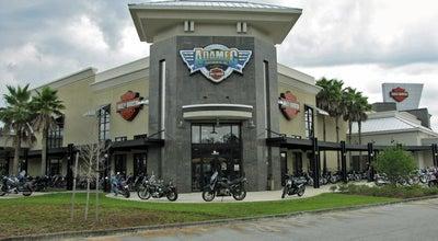 Photo of Motorcycle Shop Adamec Harley-Davidson at 8909 Baymeadows Rd, Jacksonville, FL 32256, United States