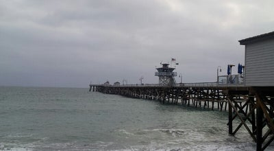 Photo of Beach San Clemente Beach at 620 Del Mar Avda, San Clemente, CA 92672, United States
