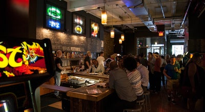 Photo of American Restaurant Barcade at 148 W 24th St, New York City, NY 10011, United States