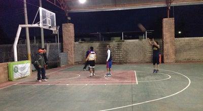 Photo of Basketball Court cancha de la CFE at Mexico