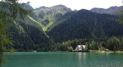 Photo of Lake Antholzer See / Lago di Anterselva at Antholz-obertal, Rasen-Antholz 39030, Italy