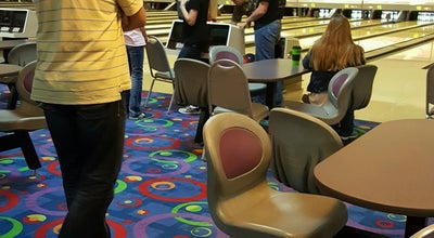 Photo of Bowling Alley Super Bowl Family Fun Ctr at 1010 E Bismark Rd, Grand Island, NE 68801, United States
