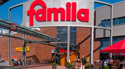 Photo of Big Box Store famila at Prinz-heinrich-str. 20, Kiel 24106, Germany