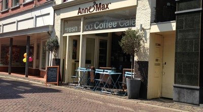 Photo of Modern European Restaurant Anne&Max at Kraanbuurt 3, Alkmaar 1811 BK, Netherlands