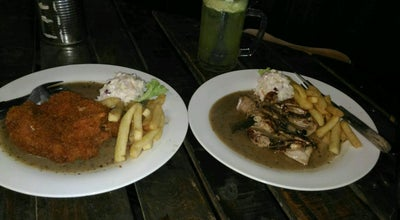 Photo of Burger Joint 8Miles Bistro (Burger Banjir & Western) at Malaysia
