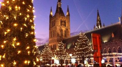 Photo of Plaza Grote Markt at Grote Markt, Ieper 8900, Belgium