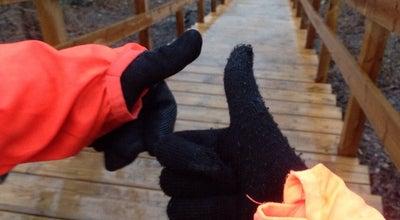 Photo of Trail Kuuvuoren portaat at Turku, Finland
