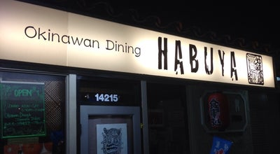 Photo of Restaurant Habuya Okinawan Dining at 14215 Red Hill Ave, Tustin, CA 92780, United States