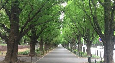Photo of Park 明治神宮外苑 (Meiji-Jingū Outer Garden) at 霞ヶ丘町1-1, 新宿区 160-0013, Japan