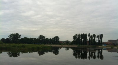 Photo of Lake Німецьке Озеро at Вул. Пасічна, Ivano-Frankivs'k, Ukraine