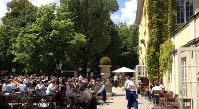 Photo of German Restaurant Park Cafe at Sophienstr. 7, Munich 80333, Germany
