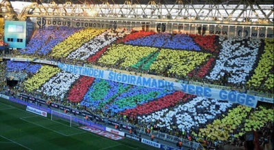 Photo of Soccer Stadium Ülker Stadyumu Fenerbahçe Şükrü Saracoğlu Spor Kompleksi at Zühtüpaşa Mah. Recep Peker Cad., İstanbul 34200, Turkey