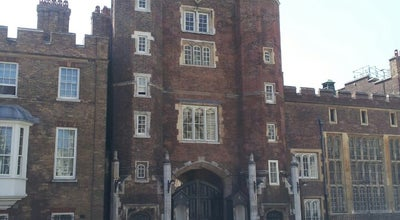 Photo of Castle St. James's Palace at London, United Kingdom