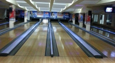 Photo of Bowling Alley Oasis Bowling at Oasis Avm, Muğla 48400, Turkey