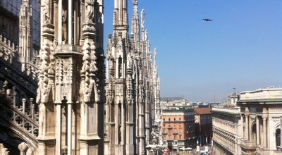 Photo of Scenic Lookout Terrazze del Duomo at Duomo Di Milano, Milano 20100, Italy