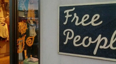 Photo of Other Venue Free People at 2680 Ne University Village St, Seattle, WA 98105