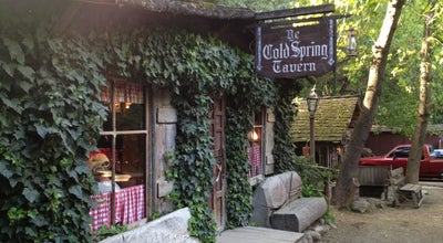 Photo of American Restaurant Cold Spring Tavern at 5995 Stagecoach Rd, Santa Barbara, CA 93105, United States