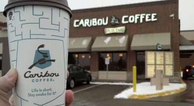 Photo of Coffee Shop Caribou Coffee at 11611 Leona Rd, Eden Prairie, MN 55344, United States