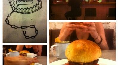 Photo of American Restaurant Drama Burger at Gedimino Pr. 31, Vilnius 01104, Lithuania