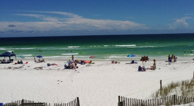Photo of Beach Henderson Beach State Park at 17000 Emerald Coast Pkwy, Destin, FL 32541, United States