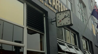 Photo of Cafe Caffe L'affare at 27 College Street, Wellington 6011, New Zealand