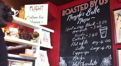 Photo of Cafe Memphis Belle at 38 Dixon Street, Wellington 6021, New Zealand