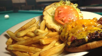 Photo of Burger Joint Chateau Pub & Restaurant at 3535 Chateau Blvd,, Kenner, LA 70065, United States