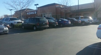 Photo of Department Store Kohl's at 10375 Fairway Dr, Roseville, CA 95678, United States