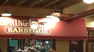Photo of BBQ Joint Spring Creek Barbeque at 13125 South Fwy, Burleson, TX 76028, United States