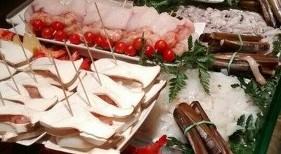 Photo of Seafood Restaurant Vinitus Barcelona at Carrer Del Consell De Cent, 333, Barcelona 08007, Spain