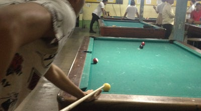 Photo of Pool Hall Navarra Billiards at Navarra St., Manila, Philippines