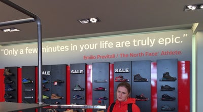Photo of Clothing Store The North Face at Gammel Mønt 11, Copenhagen, Denmark