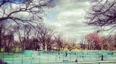 Photo of Tennis Court Central Park Tennis Court at 14 E 60th St, New York, NY 10025, United States