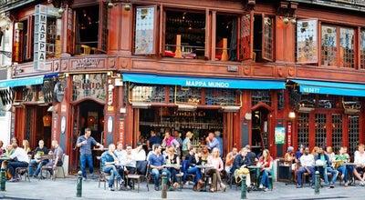 Photo of Pub mappa mundo at Place Saint-gery, Brussels 1000, Belgium