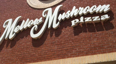 Photo of Pizza Place Mellow Mushroom at 3075 Village Shops Dr. #25, Germantown, TN 38138, United States